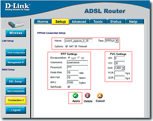 How to Reset the D-Link Administrator Password