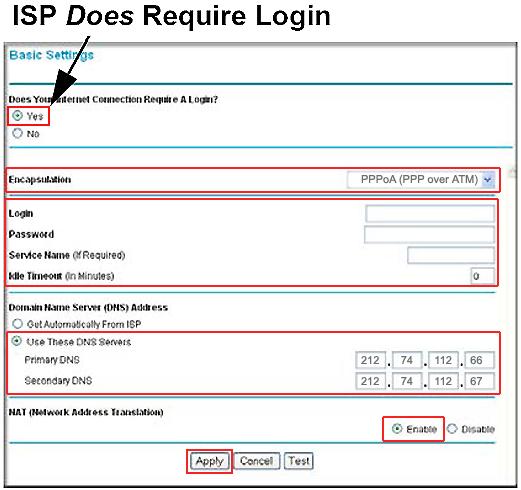 Setup your Netgear Router